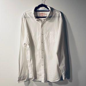 Brooks Brothers All Cotton X Slim Dress Shirt